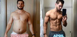 Usa, perde 20 chili in tre mesi: l'incredibile trasformazione in timelapse