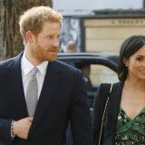 Meghan Markle, l'influencer reale: l'abito verde è già sold-out