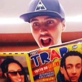 """""""Il poster non muore mai"""". Anche quello di Wad nel magazine per adolescenti """"Teen Trap"""""""