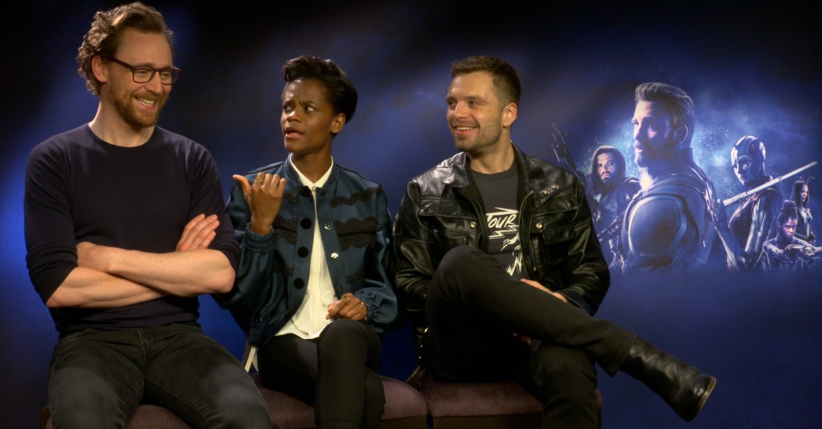 DEEJAY intervista gli Avengers