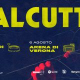 Calcutta: in arrivo quest'estate due grandi live allo Stadio di Latina e all'Arena di Verona