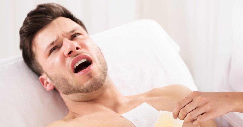 depilazione maschile firenze
