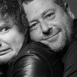 """""""Il mio ragazzo"""", Ed Sheeran come non l'avete mai visto: ecco il profilo Instagram della sua guardia del corpo"""