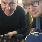 Ed Sheeran, nessun provvedimento per i medici che chiesero un selfie in ospedale
