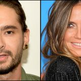 Tom Kaulitz dei Tokio Hotel è il nuovo fidanzato di Heidi Klum