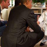 Michelle Obama e gli auguri virali al Royal Baby: pronta per il prossimo pigiama party