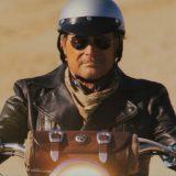 Cinema: Terence Hill lascia la bici di Don Matteo e diventa un eroe in motocicletta