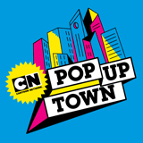 Dall'1 al 17 giugno Pop Up Town ti aspetta a Milano con i personaggi di Cartoon Network