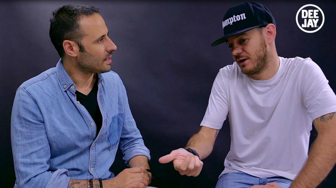 """""""Con il mio migliore amico viaggio seguendo la stella polare del calcio"""": l'intervista di Frank a Cattelan"""