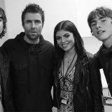 Liam Gallagher ha finalmente conosciuto la sua prima figlia, la 20enne Molly