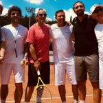 """""""Tennis & Friends 2018"""": Bonolis e Fiorello in campo per la prevenzione"""
