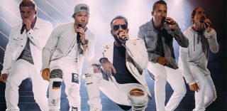 "I Backstreet Boys sono tornati: il nuovo singolo è ""Don't Go Breaking My Heart"""