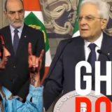 """Le consultazioni rap sulle note di """"Cara Italia"""" di Ghali"""