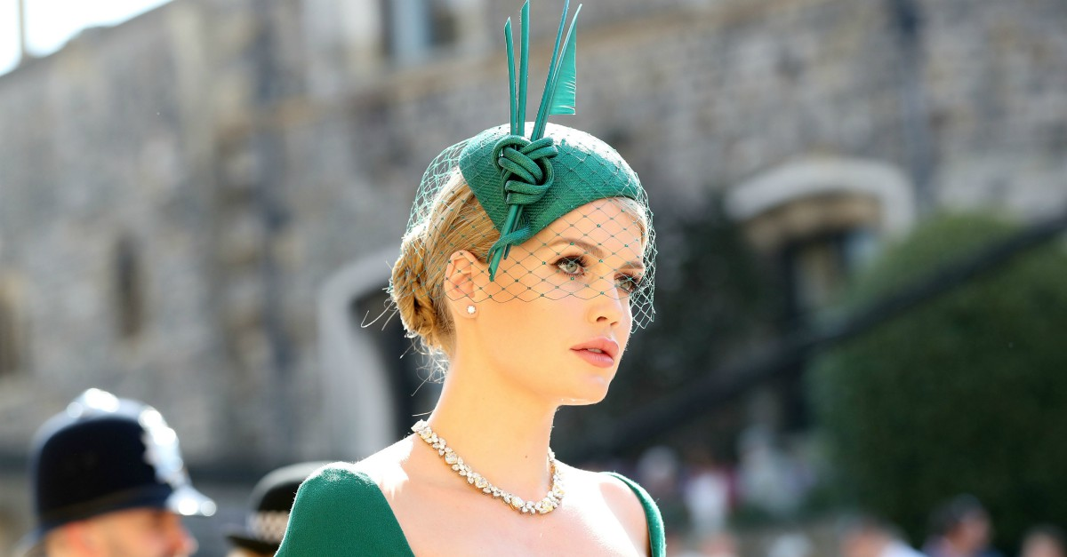 Royal wedding: la più apprezzata è Kitty Spencer, la bellissima nipote di Lady Diana