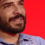 Amici 17, Marco Bocci in lacrime per la dolce sorpresa della moglie Laura Chiatti