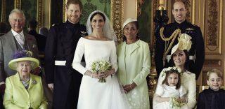 Le prime tre foto ufficiali del Duca e della Duchessa di Sussex