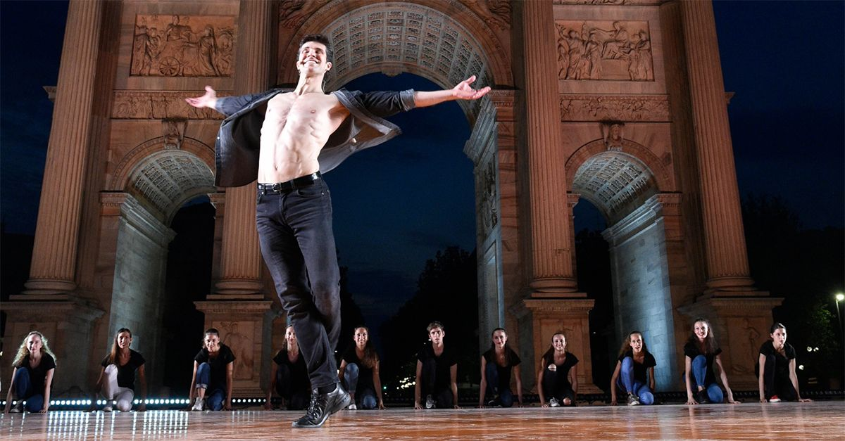 Milano balla con Roberto Bolle, in 5.000 per la serata finale di On Dance: il video