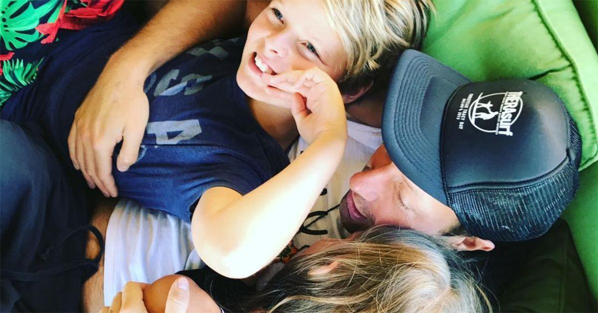Festa del papà. Gwyneth Paltrow e la dolce dedica all'ex marito Chris Martin