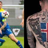 Il Capitano dell'Islanda mostra il tatuaggio: è pazzesco (e con un significato ben preciso)