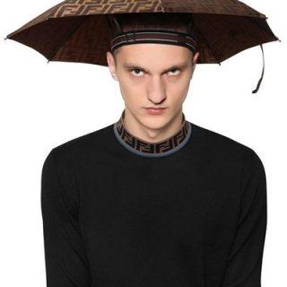 Il cappello-ombrello: la soluzione fashion per la pioggia