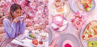 Londra. Il bar tutto rosa è il posto più 'instagrammabile' di sempre