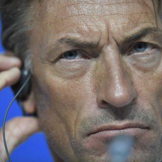 Hervé Renard è l'allenatore più bello del Mondiale