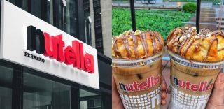 A New York apre il Nutella Cafè: ecco cosa venderà il paradiso dei golosi