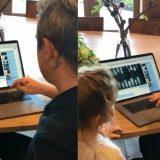 Robbie Williams fa ascoltare una sua canzone alla figlia, ma lei preferisce Beyoncè