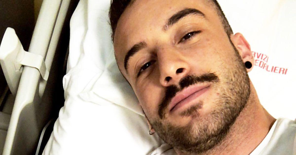 Andreas Muller Di Amici In Ospedale Sto Vivendo Un Incubo Radio