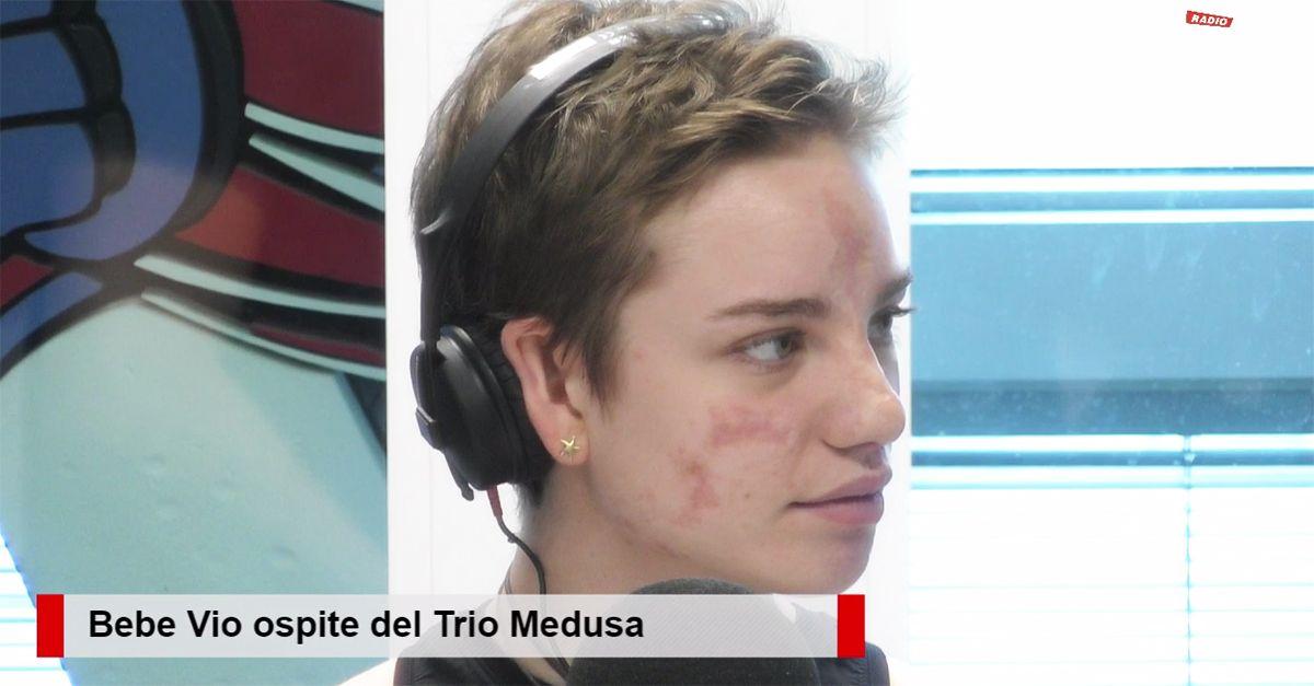 """Bebe Vio presenta i """"Giochi Senza Barriere"""" in diretta con il Trio Medusa"""