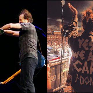 Vedder, 18 anni d'amore con Jill