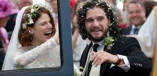 Game of Thrones, Kit Harington e Rose Leslie sposi in Scozia: un amore nato sul set