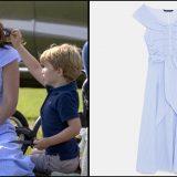 """Mamma Kate Middleton veste Zara: abito """"low cost"""" per una giornata in campagna con i figli"""