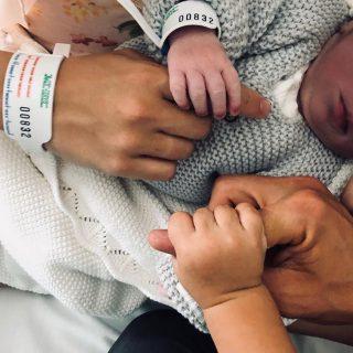 È nato Leonardo Liam, figlio di Mariano Di Vaio