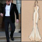 L'abito da sposa di Meghan Markle è in vendita da Stella McCartney, ma solo per 46 fortunate