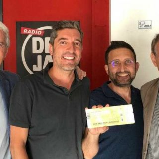 Reunion Oliver Onions, i fratelli De Angelis in concerto