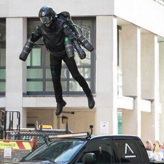 È in vendita una tuta per volare come Iron Man
