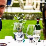 David e Victoria Beckham festeggiano 19 anni di matrimonio a Parigi