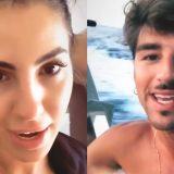 """Giulia De Lellis e Andrea Damante insieme in Spagna """"Vediamo cos'è in grado di fare"""""""