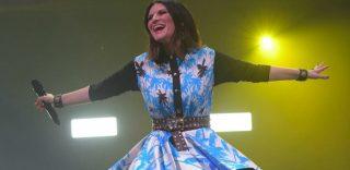 Laura Pausini record al Circo Massimo