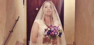 Noemi sposa il suo bassista Gabriele (e duetta con Morgan)