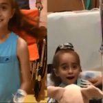 La piccola Sofia e la sua #kikichallenge in ospedale: Drake le fa una sorpresa per il suo compleanno