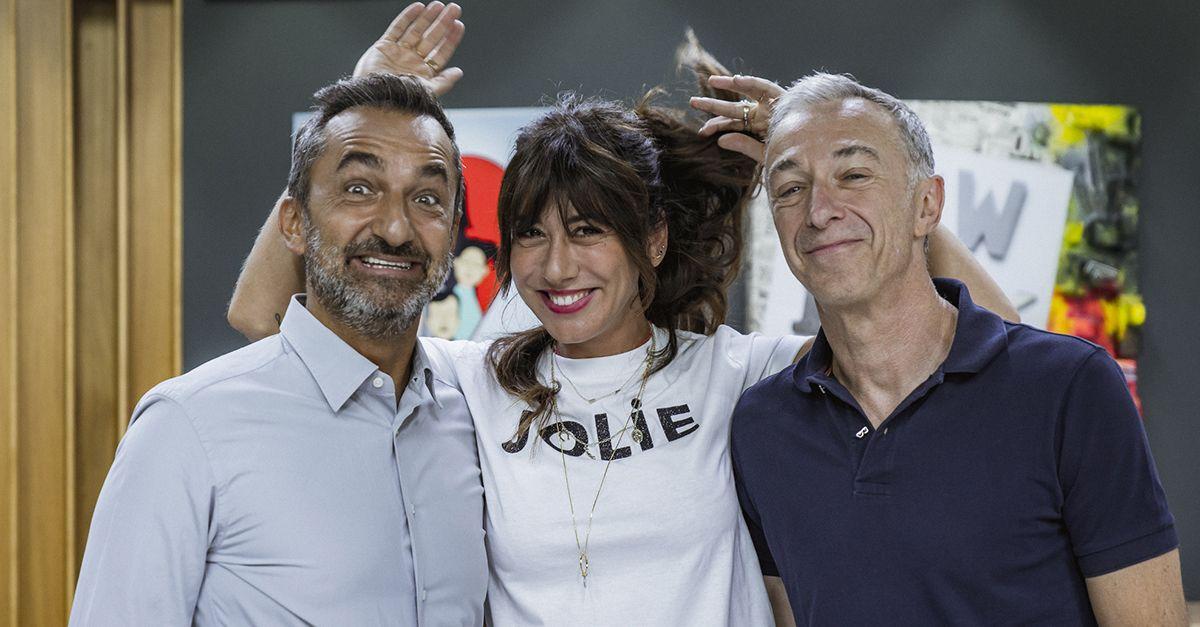 """""""Come quando fuori piove"""": Virginia Raffaele presenta la sua serie tv a Deejay chiama Italia"""