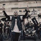 """Il rapper Enzo Dong risponde alle accuse di Saviano in diretta da Wad: """"Quelle bandiere non sono dell'ISIS"""""""