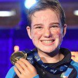 Bebe Vio è oro agli Europei di scherma paralimpica