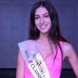 """Chiara Bordi, insultata la concorrente di Miss Italia con una protesi alla gamba """"Fai schifo"""""""