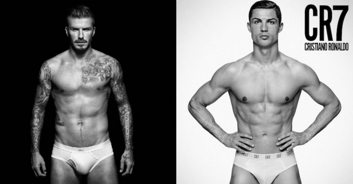 Cristiano Ronaldo lancia una nuova linea di underwear