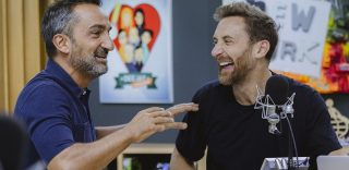 David Guetta presenta il nuovo album a DJCI