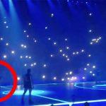 Questo ragazzo italiano ha vinto 25000 dollari facendo canestro da metà campo al concerto di Drake. La storia a Say Waad?