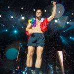 Imagine Dragons, oltre 60mila persone sotto la pioggia per il concerto al Milano Rocks